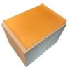 กระดาษคราฟท์ น้ำตาลทอง KA 335 แกรม