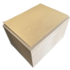 กระดาษคราฟท์ น้ำตาลครีมเข้ม KH 250 แกรม